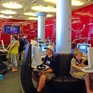 Интернет-кафе Кувшиново
