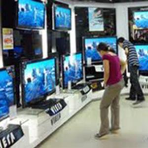 Магазины электроники Кувшиново