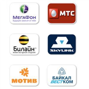 Операторы сотовой связи Кувшиново