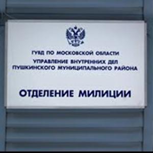 Отделения полиции Кувшиново