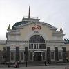 Железнодорожные вокзалы в Кувшиново
