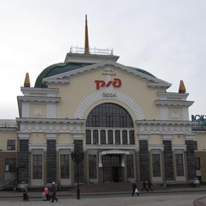 Железнодорожные вокзалы Кувшиново